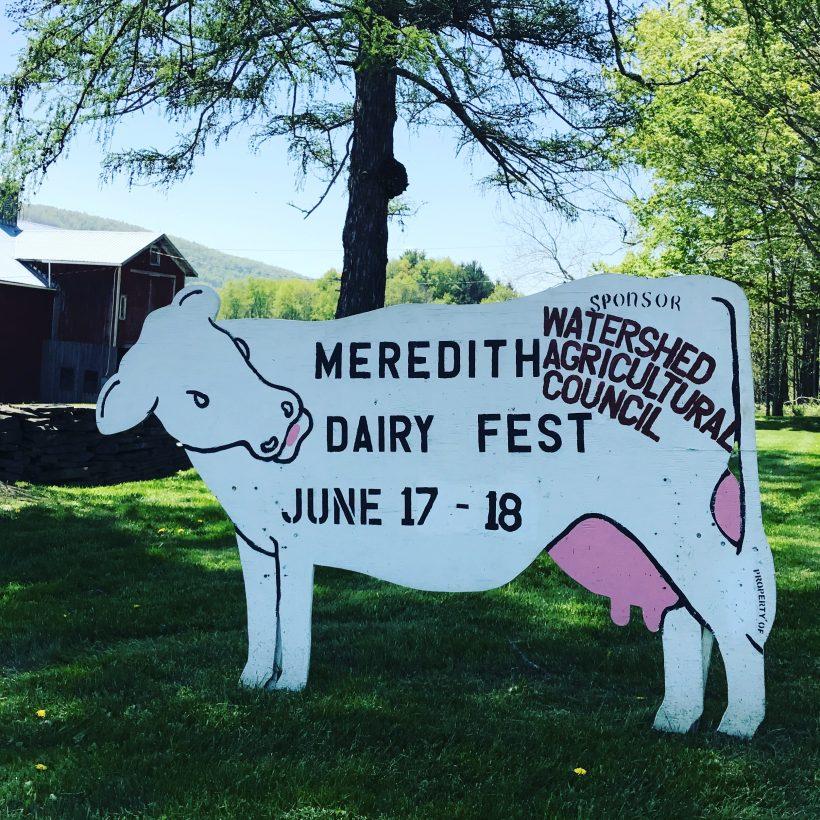 Meredith Dairy Fest 2017