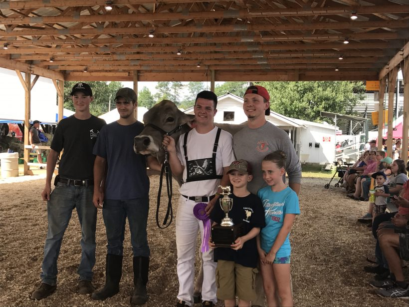 2017 Delaware County Fair