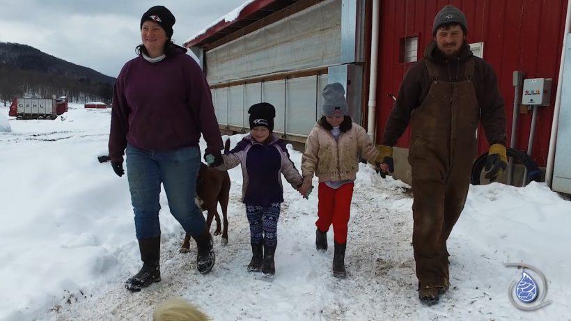 Boots in the Barnyard: Dar-View Farm