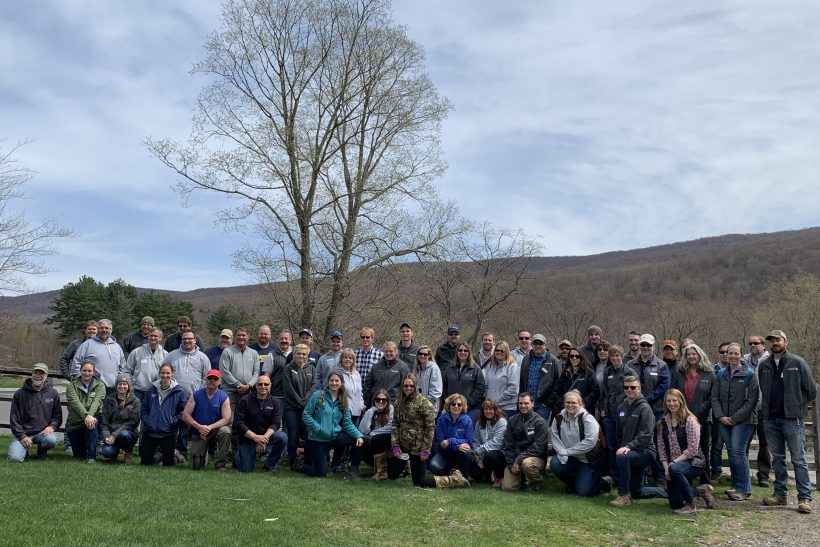Staff Retreat to Frost Valley YMCA