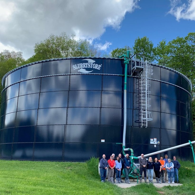 Delegates from Welsh Water visit NYC Watershed