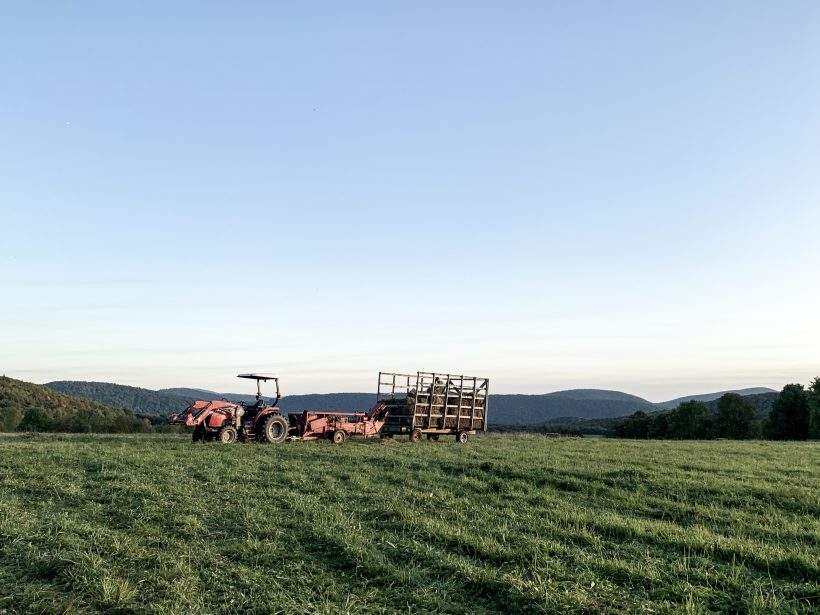 The Transition of Farming in the NYC Watershed
