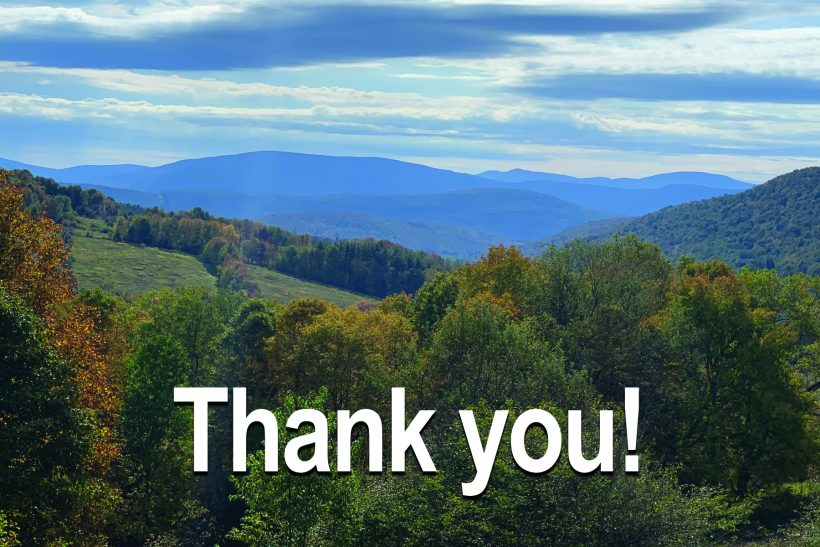 Thank you 2019 Giving Tuesday Donors