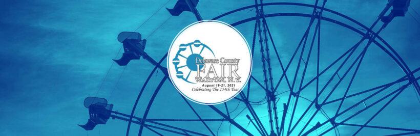 134th Delaware County Fair Postponed