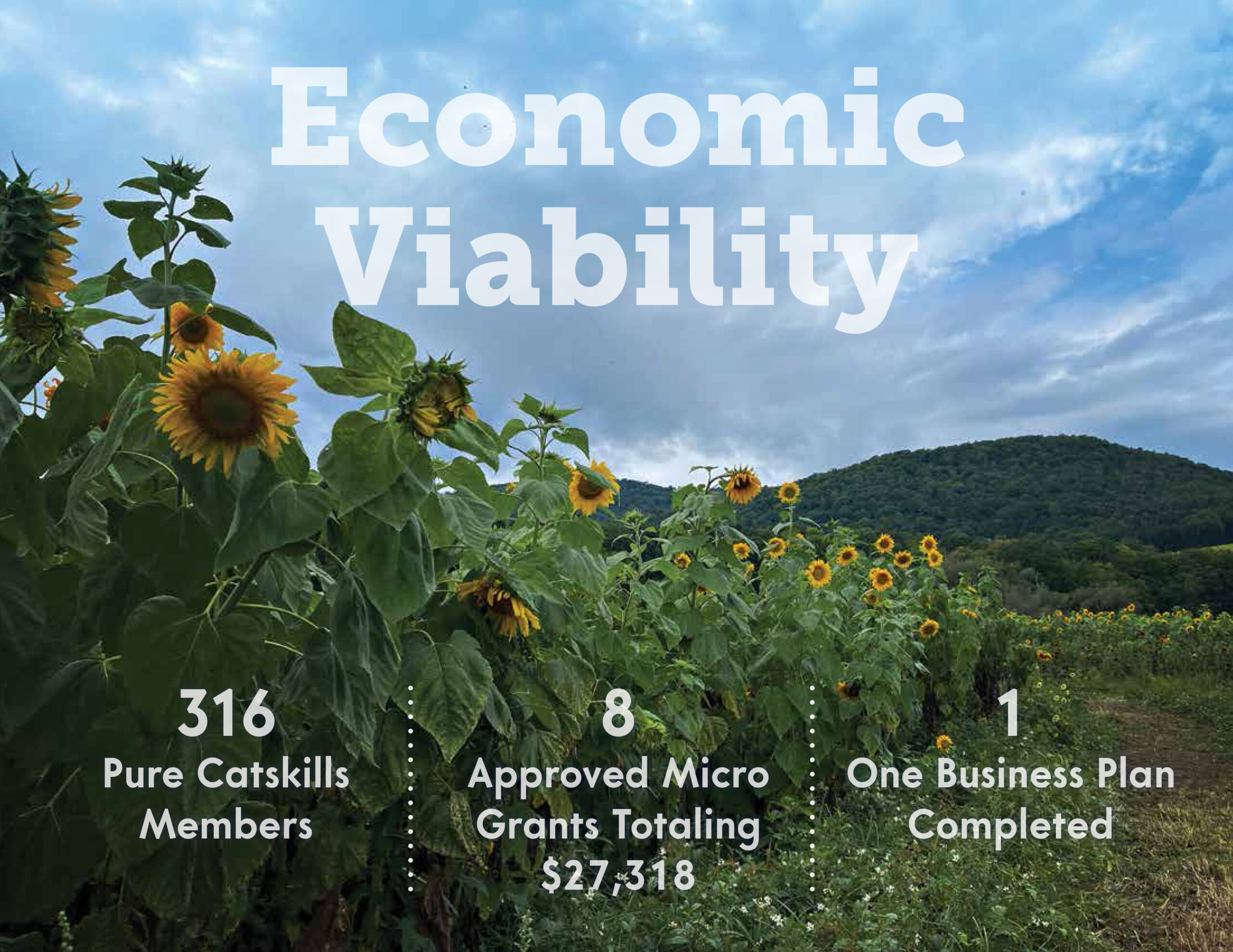 Economic Viability: Buying Local — A Way of Life
