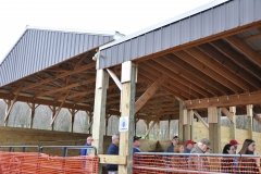 Covered Manure Storage at Windswept Acrees