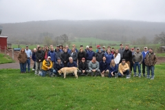 The 2016 Farm Tour attendees, thank you for coming!