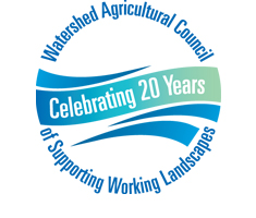 Watershed Agricultural Council Turns 20, 1993-2013