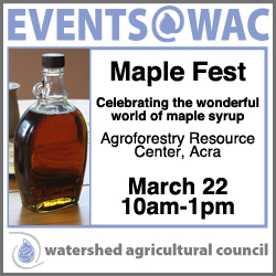 Maple Fest at Agroforestry Resource Center