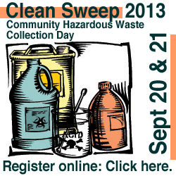 Clean Sweep 2013, September 20-21