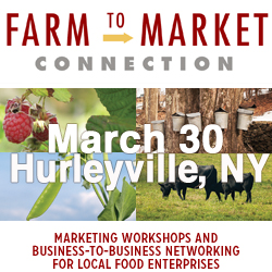 Farm to Market Connection, March 30
