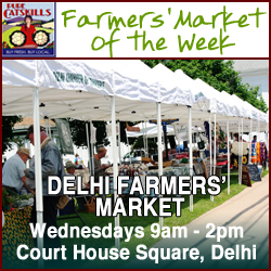 Pure Catskills Farmers' Market of the Week: Delhi