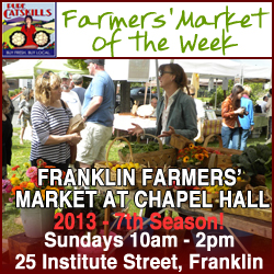 Pure Catskills Farmers' Market of the Week: Franklin