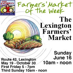 Farmers' Market of the Week - Lexington