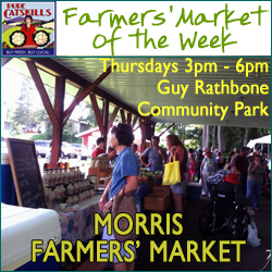 Pure Catskills Farmers' Market of the Week: Morris