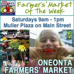 Pure Catskills Farmers' Market of the Week: Oneonta