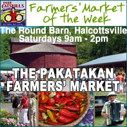 Farmers' Market of the Week - Pakatakan Market at the Round Barn