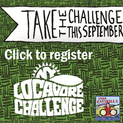 Take the NY Locavore Challenge