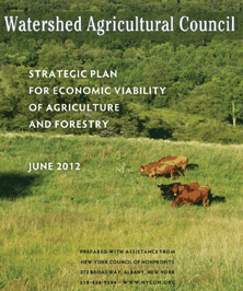 Watershed Agricultural Council Economic Viability Strategic Plan 2012